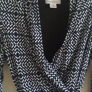 Dresses - Liz Claiborne wrap dress